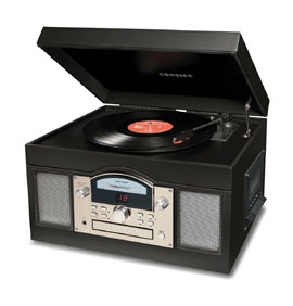 Photo of the Crosley Archiver (CR6001A).