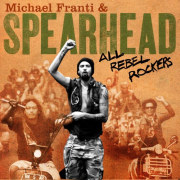 Album Cover: Michael Franti and Spearhead - All Rebel Rockers