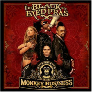 Album Cover: The Black Eyed Peas - Monkey Business